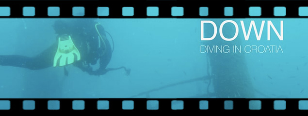 Neuer Film: Tauchen auf Krk, Kroatien – New Movie: Diving Krk, Croatia