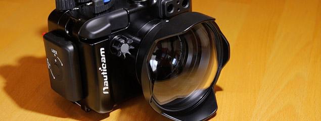 Nauticam Unterwassergehäuse für Kompaktkameras