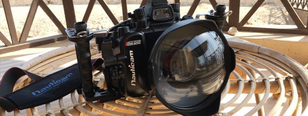 Unter Wasser filmen mit der Panasonic Lumix GH5