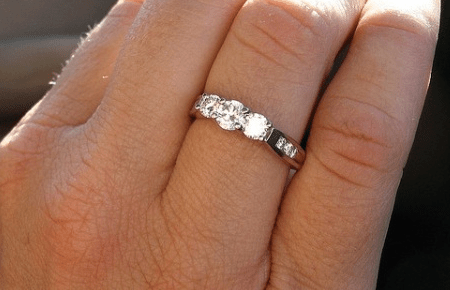 Side Stones Engagement Ring Designs And Ideas New Trends