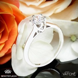 Best Engagement Rings For Different Finger Sizes   Hand Sizes  Images  swan solitaire elegant engagement ring for tiny hands