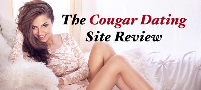 Top 7 Cougar Dating Sites to Date Older Women