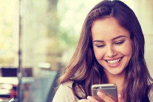 With these five things to talk about over text, you'll keep the conversation flowing.