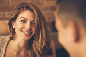 It's not always easy to spot them but we give you the seven subtle signs a woman likes you.
