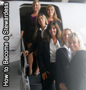 becoming a stewardess - how to