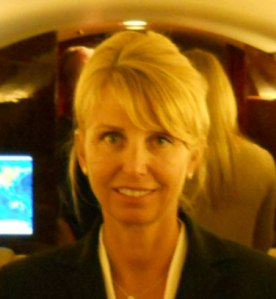 corporate flight attendant resume