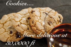 Cookie Recipes for Private Jet Flight Attendants