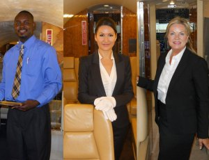 airline stewardess salary