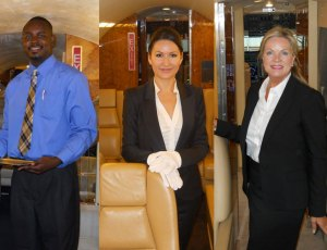 become a flight attendant on private jets contest