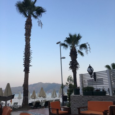 MARMARIS: Food by the sea