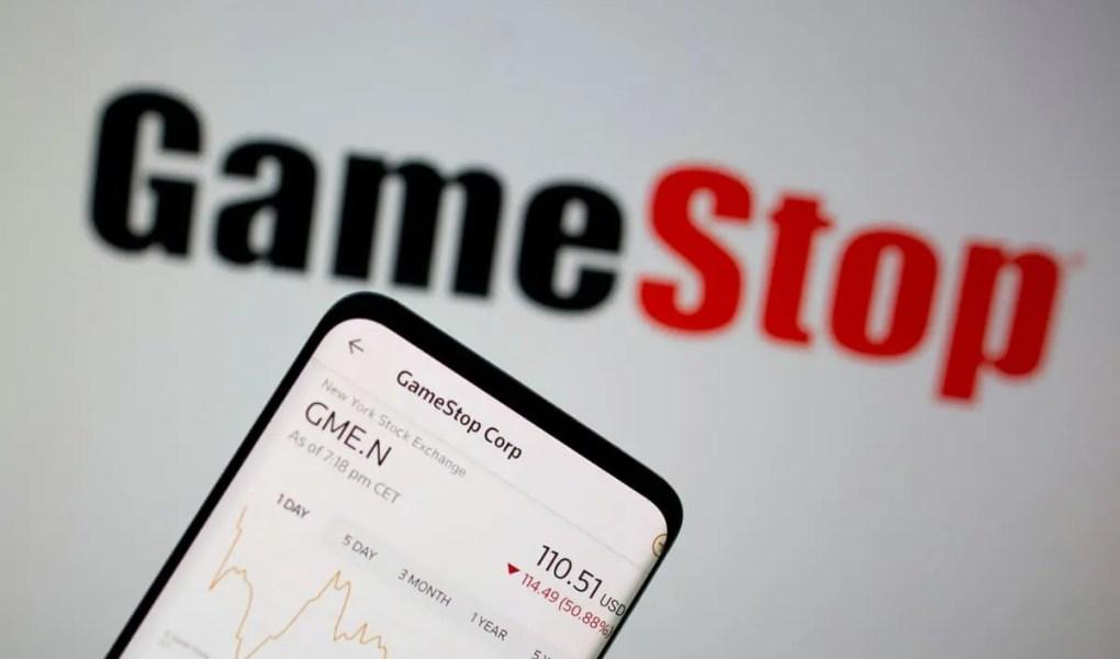 gamestop stock market