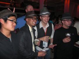 Mas porkpie, Poleng Lounge, SFIAAFF 2009