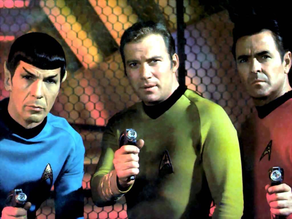 OGs, Star Trek, 1968