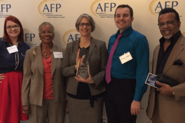 All Souls Receives Diversity and Inclusion in Philanthropy Award