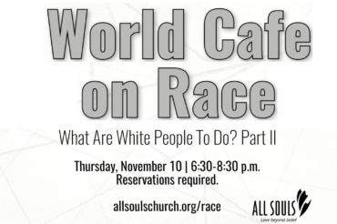 Collective Intelligence from the World Cafe on Race