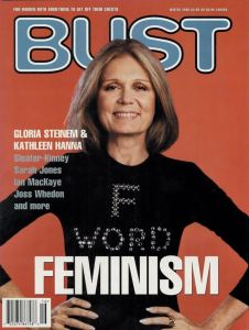 bust feminism cover