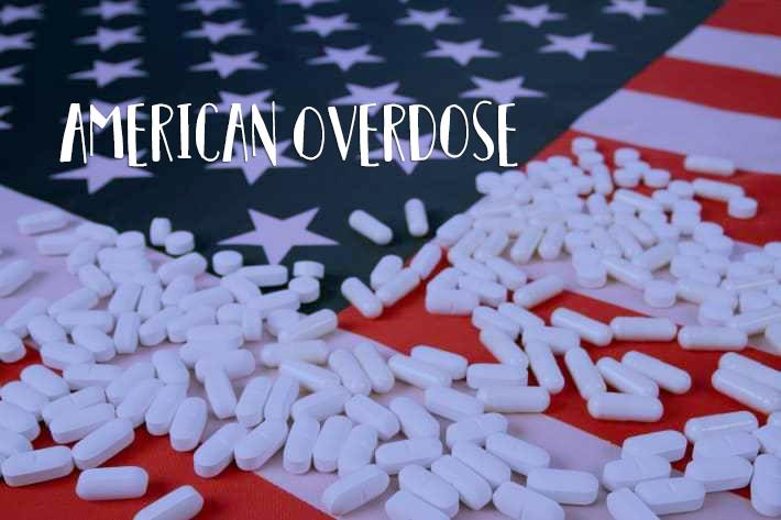 opioid american overdose