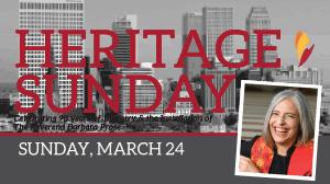 Heritage Sunday Ministry