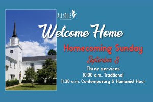 Homecoming Sunday Community