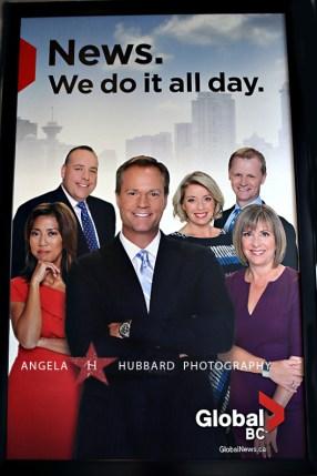 Global TV photographer Angela Hubbard