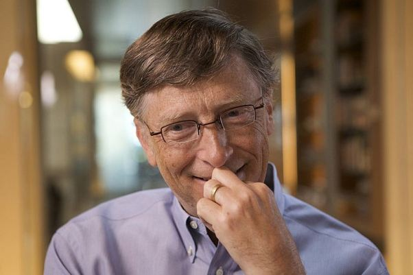 Bill Gates Explains The Safest Age To Give A Kid A Cellphone