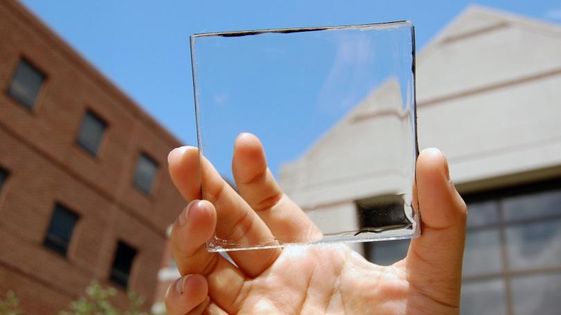 Transparent Solar Cells Make Any Window Generate Energy
