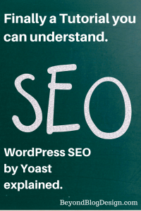The Easiest WordPress Yoast SEO Plugin Tutorial for Bloggers