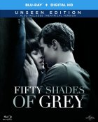Fifty Shades of Grey: The Unseen Version DVD-cover