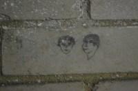 Some original wartime graffiti