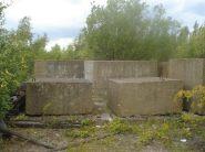 Unusual concrete hollow concrete