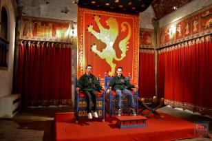 BTP boys on the throne!