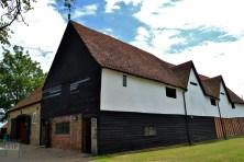 The Tudor granary