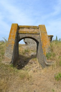 Archway at Cliffe Munitions Factory