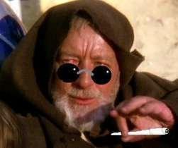 Old Hippie Kenobi
