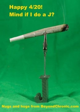 420 J is for Joint
