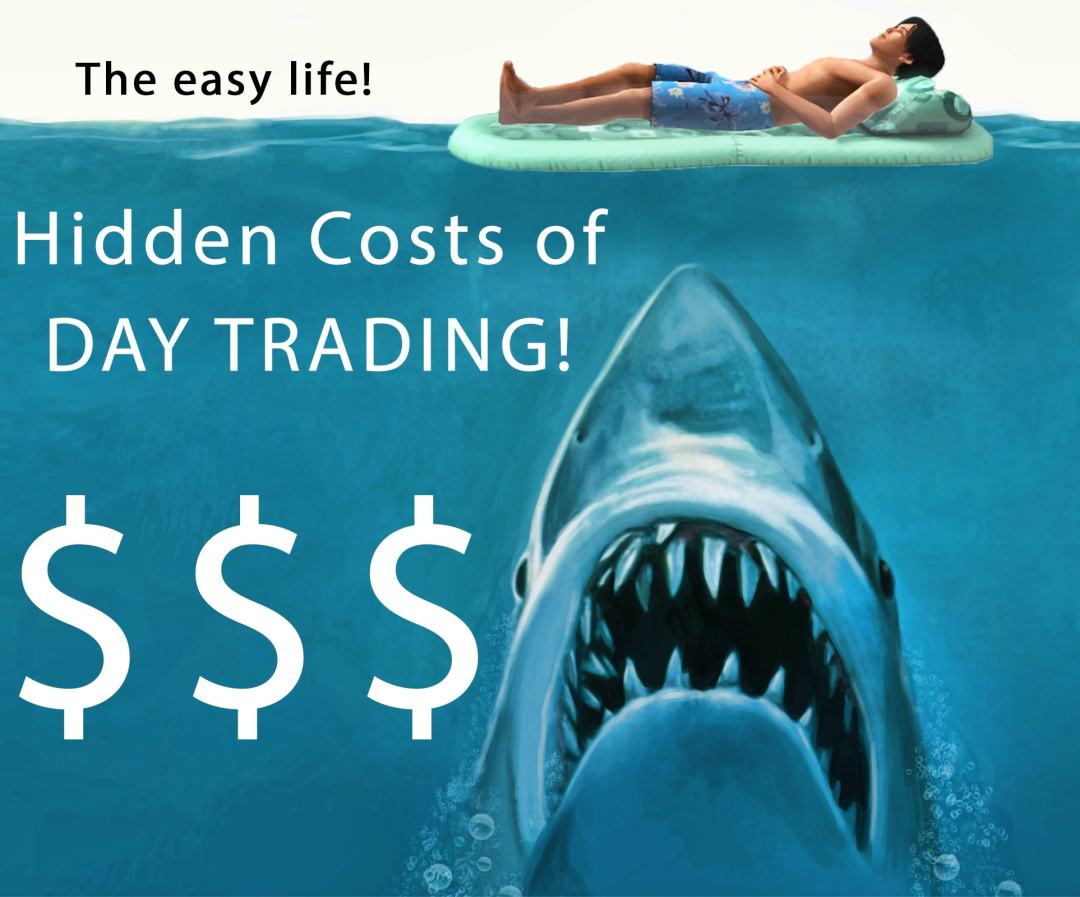 Hidden Costs of Day Trading