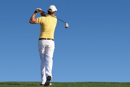 Would a pill help you play golf?