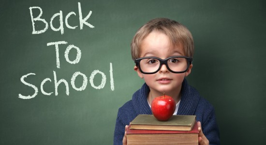 essential oils for back to shool