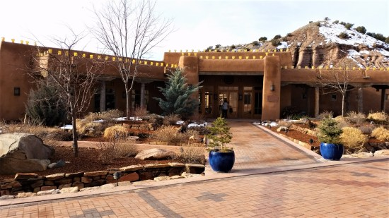 ojo caliente spa mineral pools