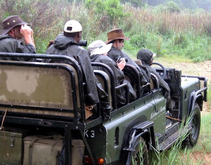 kirkman kamp open air safari jeep