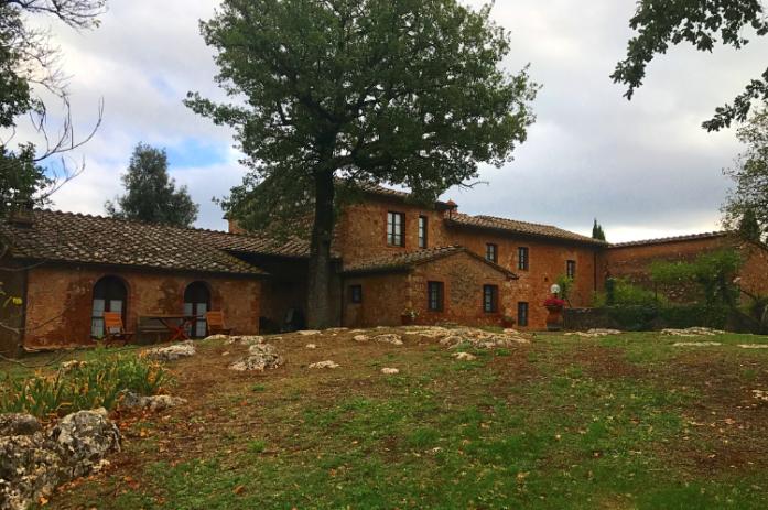 house tuscany