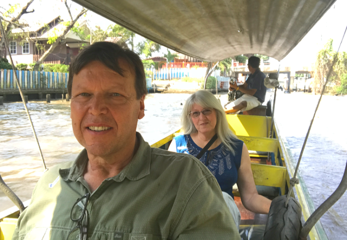 river tour bangkok thailand