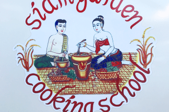 siam garden cooking school