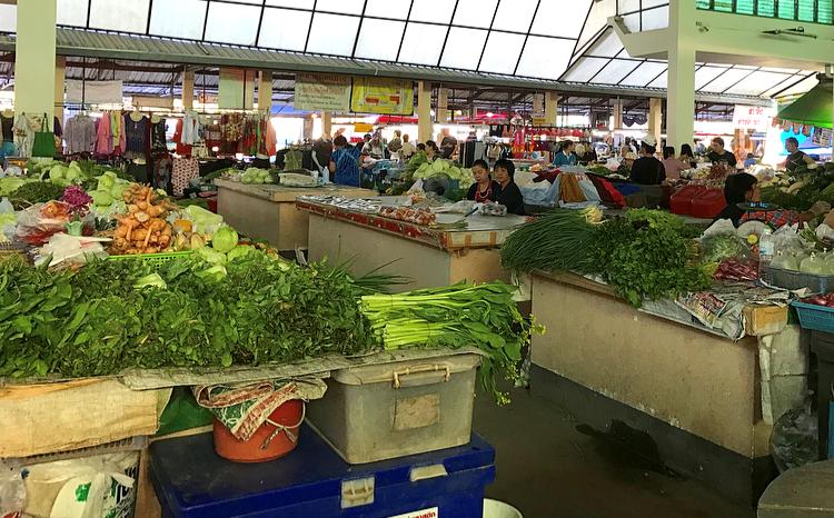 chiang mai produce market
