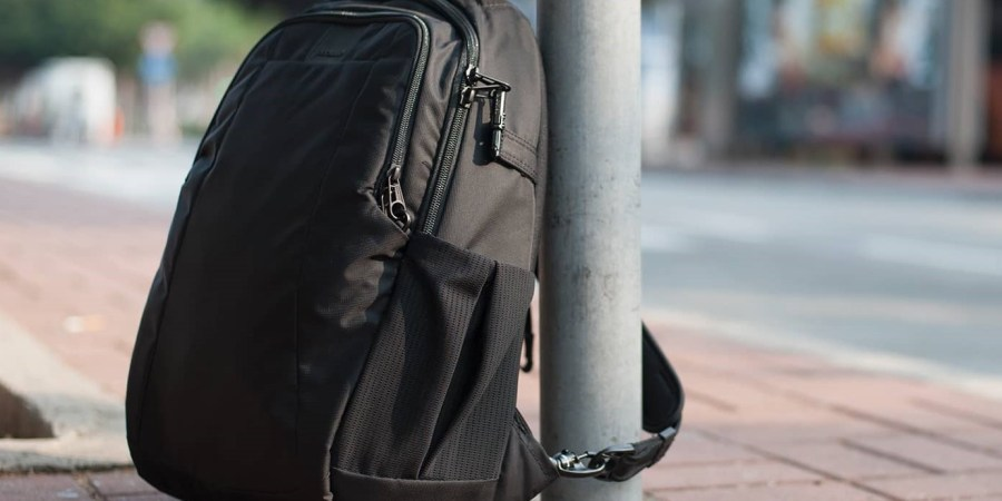 anti-theft travel bag