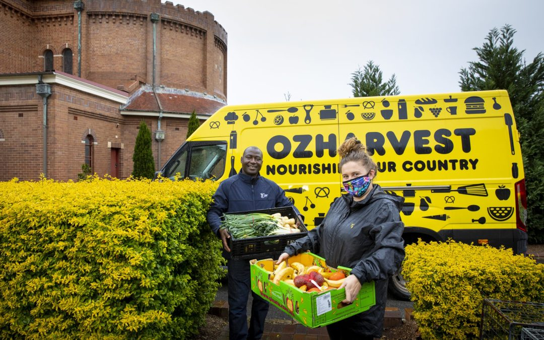 Food Rescue: Responding to a Global Pandemic and Beyond