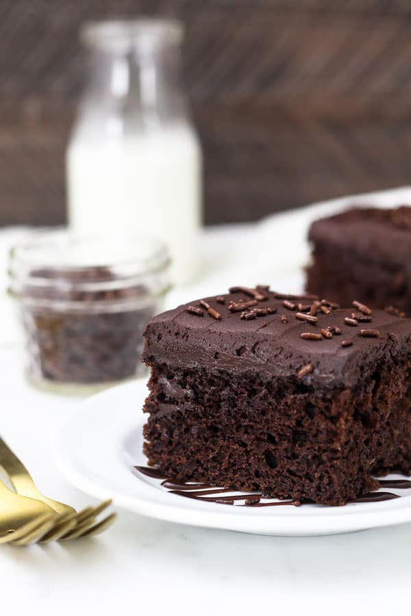 Buttermilk Chocolate Cake Beyond Frosting