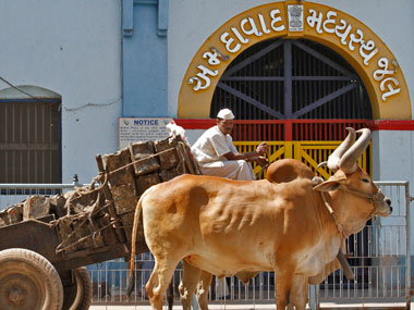 sabarmati jail,  Photo Courtesy: reuters