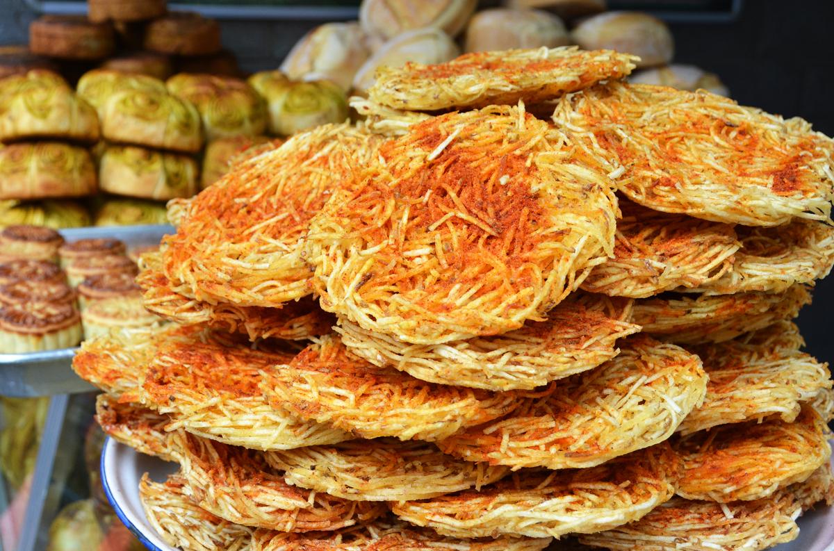 Xining (ཟི་ལིང) Part I: Street Food