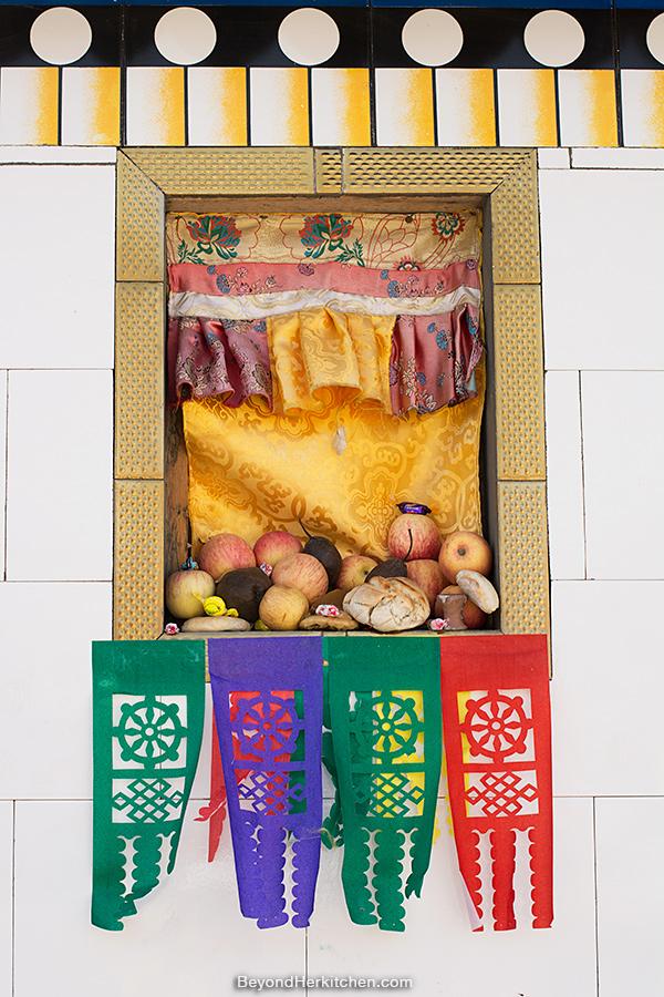 Buddhist rituals, Tibetan offerings, losar